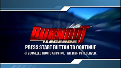 burnout legends psp iso download