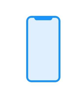 iPhone 8 Screen Design