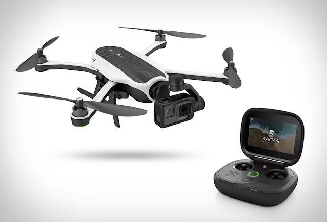 Baru Diluncurkan, Drone GoPro Karma Ditarik Kembali dari Peredaran