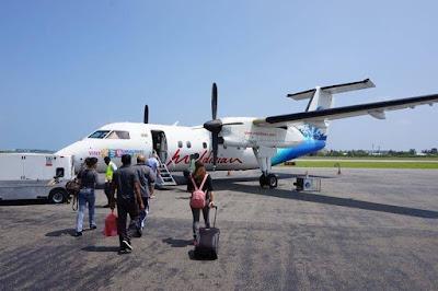 avion de maldivas
