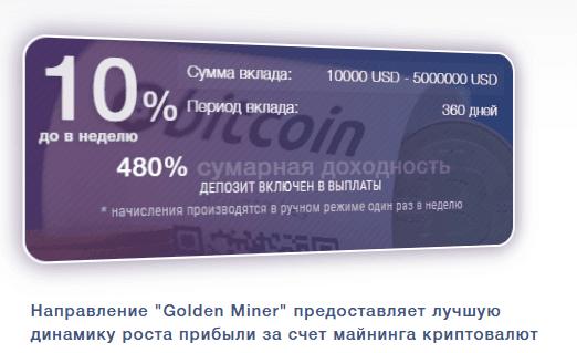 Инвестиционные планы Cryptonet