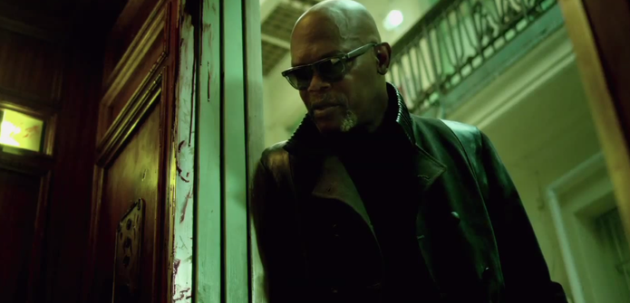 Samuel L. Jackson e India Eisley no segundo trailer da versão live-action do anime KITE