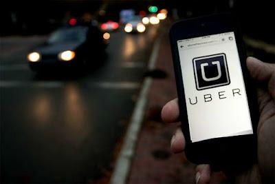 Terungkap perusahaan UBER driver pada tahun 2016 di hack 57 juta data pengguna