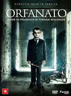 Orfanato: Onde Os Pesadelos Se Tornam Realidade - DVDRip Dublado