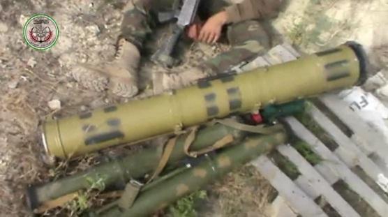 Video: Pembebasan Pegunungan Al-Qala'a di Utara Latakia