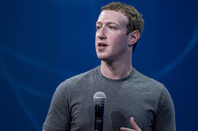 Mark Zuckerberg gives an update about misinformation on facebook today
