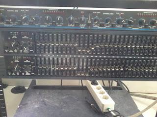 Grafik Equalizer Sound System