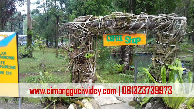 Taman Wisata Cimanggu Ciwidey