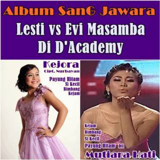 download album evi masamba vs lesti di d'academy