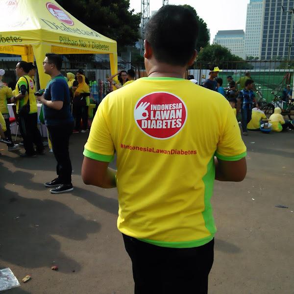 Dukung Gerakan Indonesia Lawan Diabetes, Yuk!