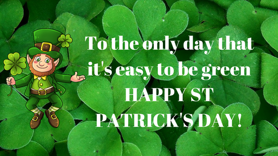 St Patricks day 2018 wishes quotes