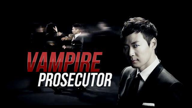 Drama Korea Vampire Prosecutor Subtitle Indonesia