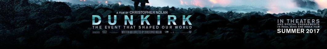 Dunkirk 2017 Banner