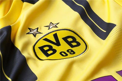 Puma presentó la camiseta titular del Borussia Dortmund 2017/18