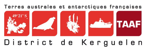 Lien vers le blog du district de Kerguelen