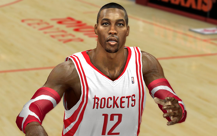 NBA 2K14 Dwight Howard Playoffs Update