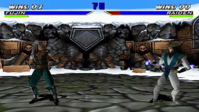 Download Mortal Kombat 4 PC Games Gameplay