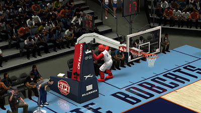 NBA 2K13 Real Backboard Patch Update 2K
