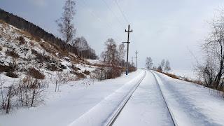 КБЖД зимой