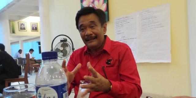 Djarot: Apa Penjabat Gubernur dari Kemendagri Bisa Tandatangani RAPBD?