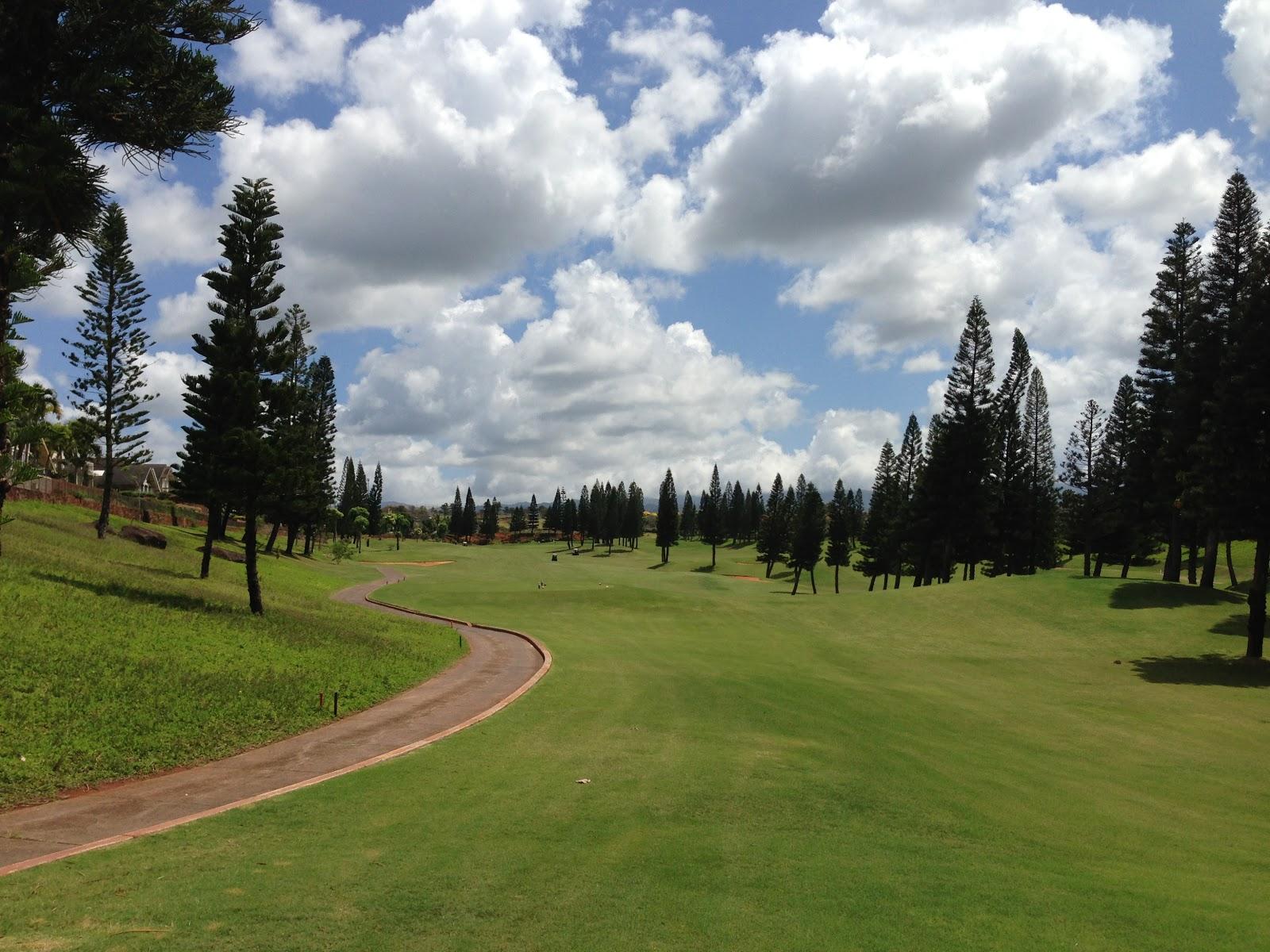 Waikele Golf Course Restaurant Menu