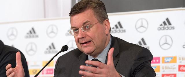 ``Los eSports no existen´´ Asegura el presidente de la Federación Olímpica Alemana