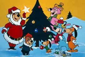Yogis First Christmas.Christmas Tv History Animation Celebration Yogi S First
