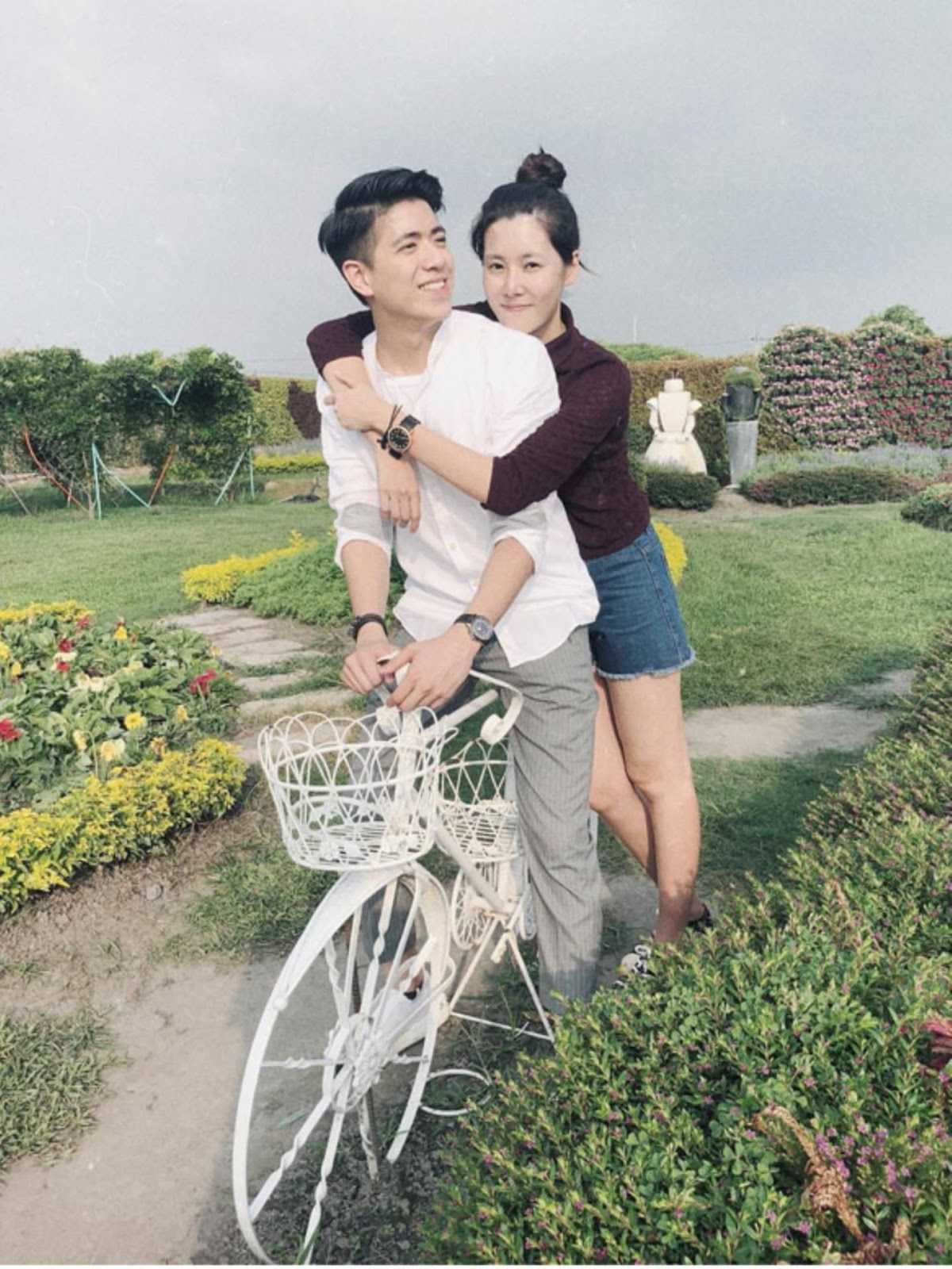 Carrie Wong declares love for boyfriend in Valentine Day, posted on Sunday, 17 February 2019