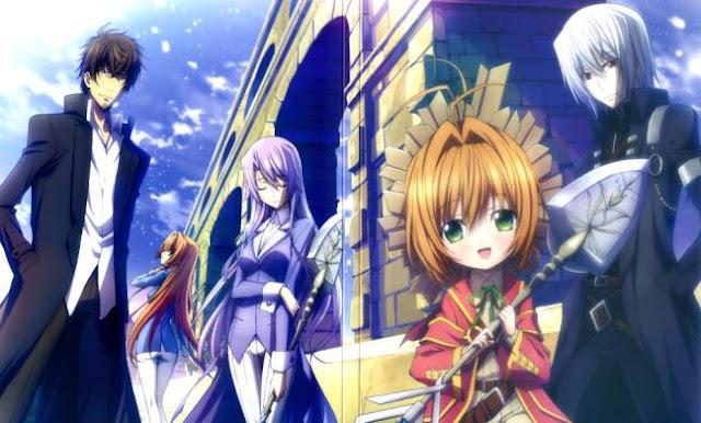 Anime Bagus Underrated  yang Jarang Ditonton/Direkomendasi - Kamisama no Inai Nichiyoubi