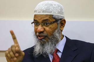 Perjuangan berdakwah tidak pernah pudar: Zakir Naik
