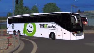 Setra 519 HDH Bus 2017 V3 mod