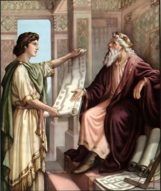 A Layman Looks At The Word: King Solomon The Wisest And