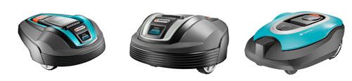 Robot tondeuse Gardena R38Li - R40Li - R50Li - R70Li - R80Li - Sileno - Sileno + -Smart Sileno - Smart Sileno +