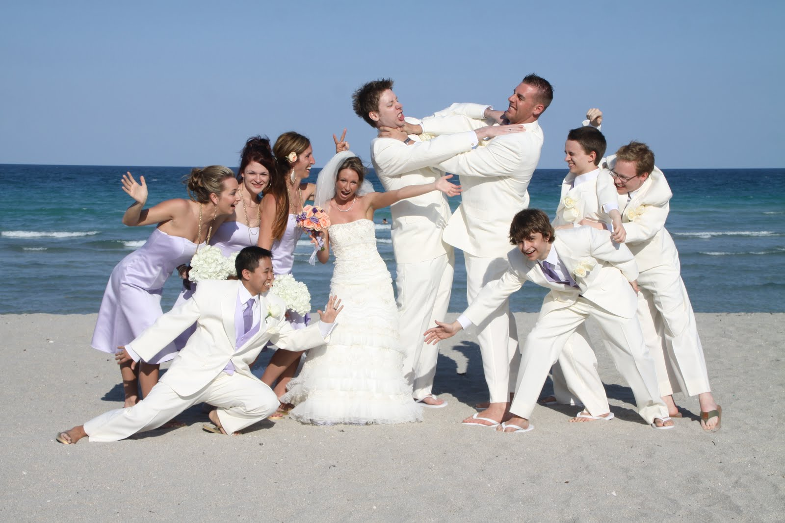 Affordable Beach Weddings! 305-793-4387: Kristin & Nick