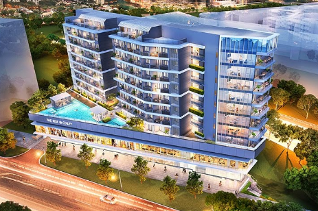 The Rise @ Oxley Residences