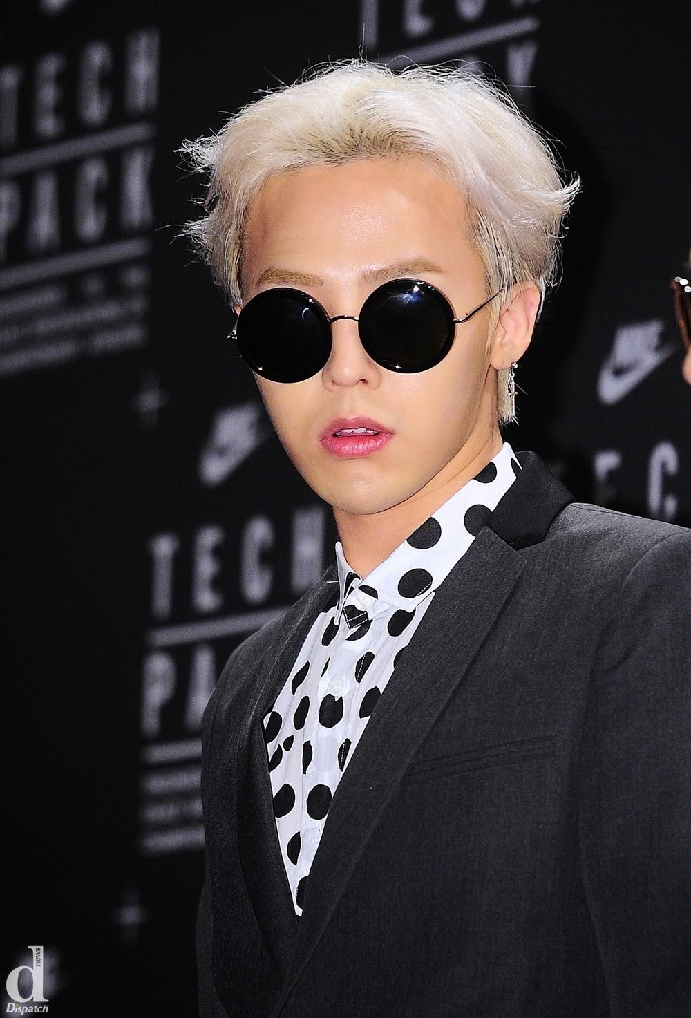 G Dragon Bigbang Fashion Nail Art Sticker Kpop Star Gift: Voshow's Blogger: [ Kpop] Big Bang( About G-Dragon