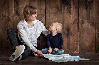 deal with child behavior problem