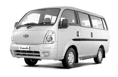 Sewa KIA Travello Super Murah Jogja