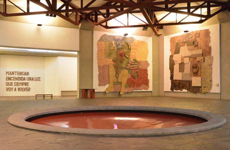 Capilla del Hombre, Ecuador, Oswaldo Guayasamín, Quito, que hacer en quito, que ver en quito, quito ecuador, visitar quito,