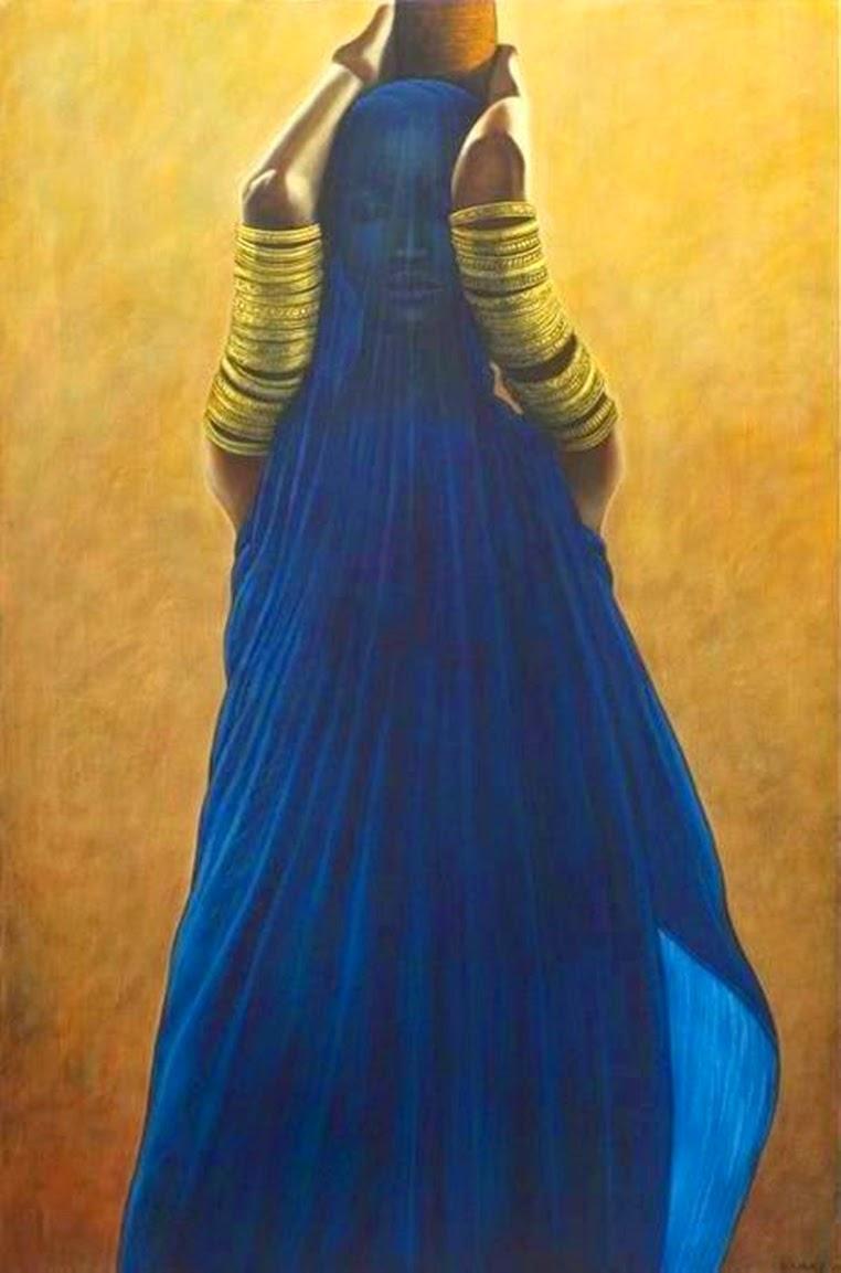 Sacha Baraz e suas pinturas  ~ Mamá Africa