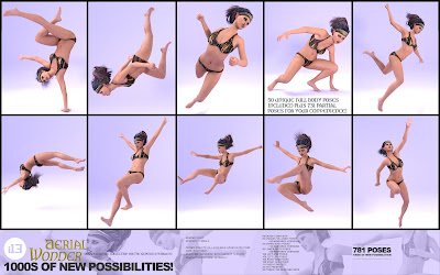 i13 Aerial Wonder for the Genesis 3 Female