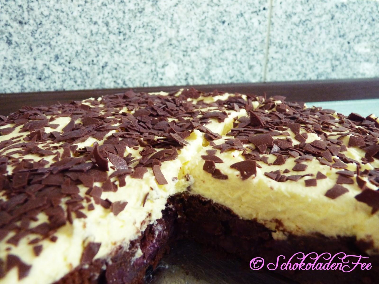Schneewittchenkuchen Schokoladenfee