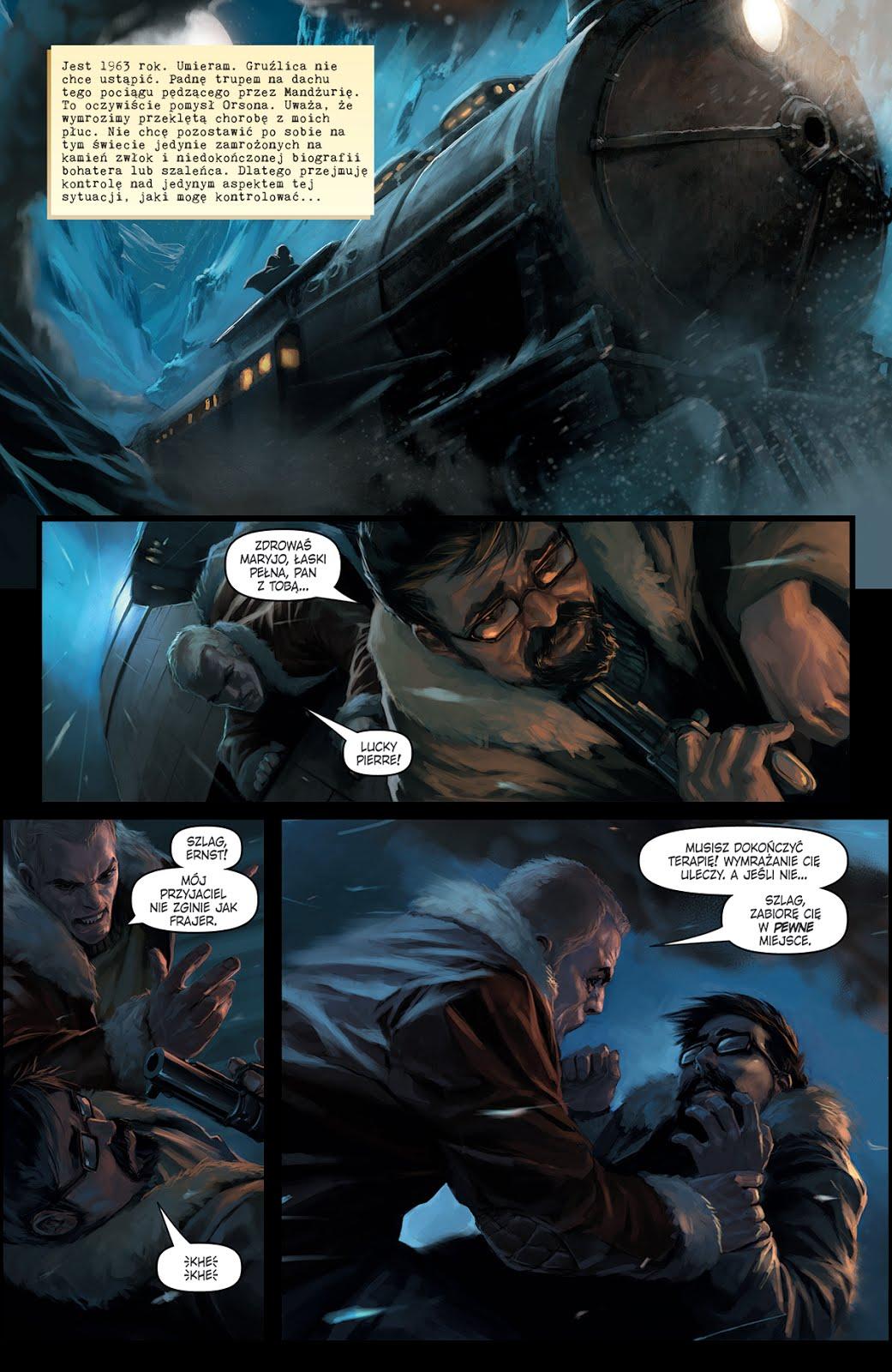Nieśmiertelny Iron Fist tom 2 przykładowa strona