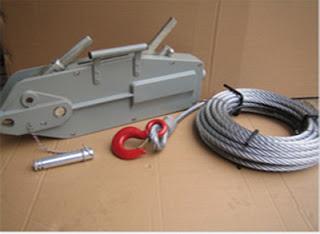 Darmatek Jual Wire Rope Lever Hoist