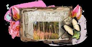 http://scrapki-wyzwaniowo.blogspot.com/2016/10/october-2016-challenge-forest-1-reveal.html