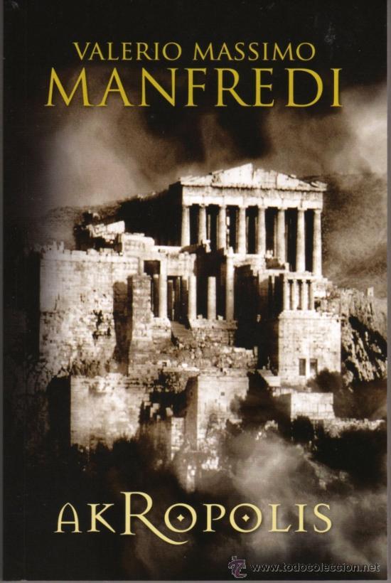 Akropolis, Valerio Massimo Manfredi