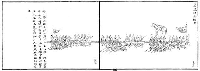 Chinese anti-cavalry