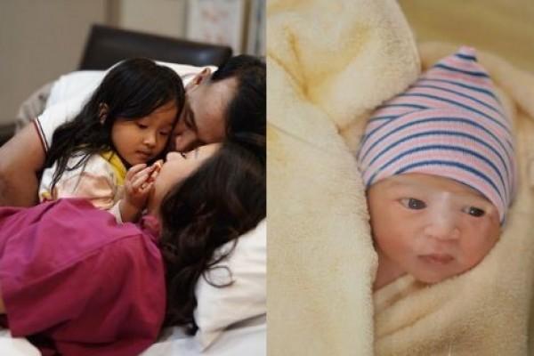 10 Potret Kehamilan Sarwendah hingga Lahirkan Anak Kedua di Singapura