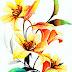 Bunga Tropikal Cat Air