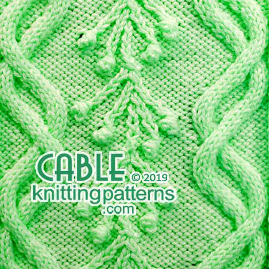 Advanced Cable Knitting Pattern Free*